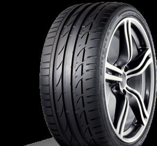 Bridgestone Potenza 001