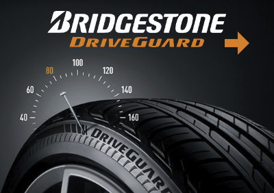 Bridgestone Drive Guard