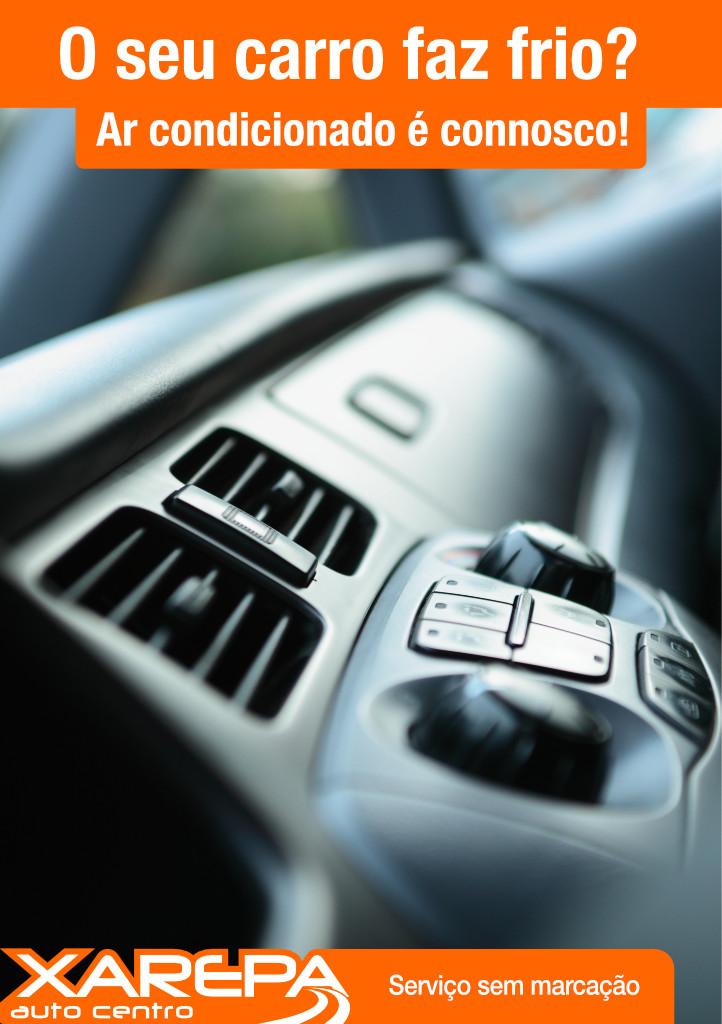 Recarregamento de ar-condicionado em automóveis