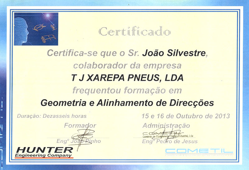 certificado-hunter-xarepa-pneus