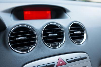 Carregamento de ar condicionado
