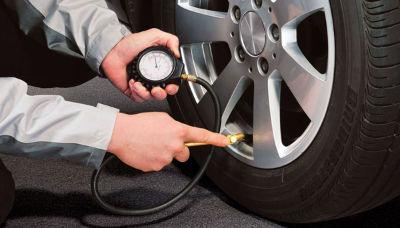Enchimento de pneus com nitrogénio