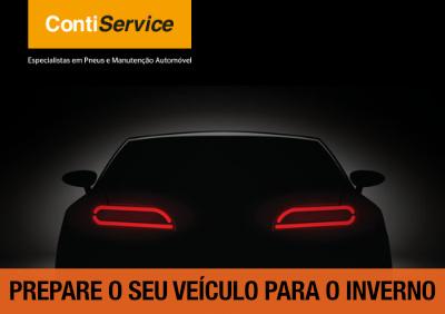 Prepare o seu carro para o Inverno com o Conti Service no Xarepa Auto Centro